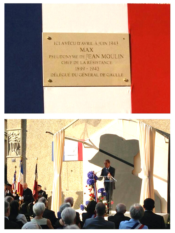 Jean Moulin, 8 juillet 1943